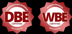 dbe-wbe-seals